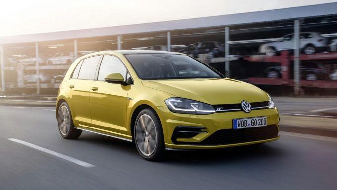 Volkswagen Golf Sport