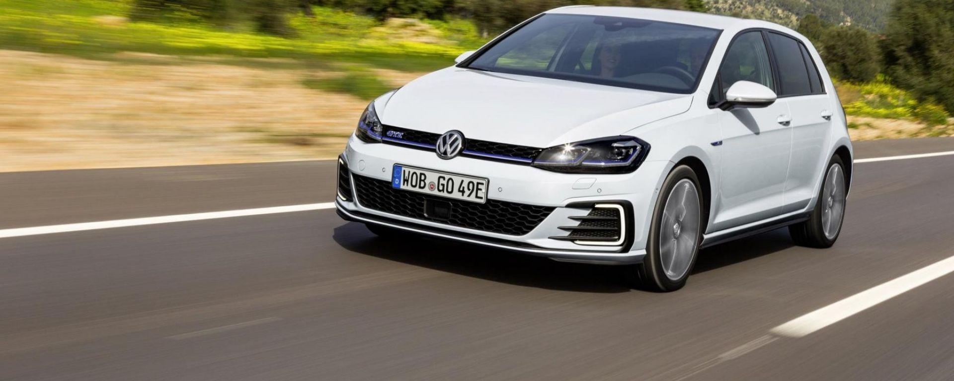 Volkswagen Golf, stop produttivo causa test emissioni WLTP