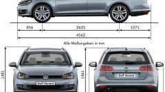 Volkswagen Golf Variant - Immagine: 71