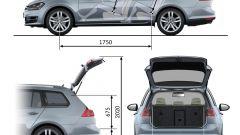 Volkswagen Golf Variant - Immagine: 70