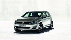 Volkswagen Golf VII, foto e dati ufficiali - Immagine: 9