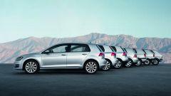 Volkswagen Golf VII, foto e dati ufficiali - Immagine: 13