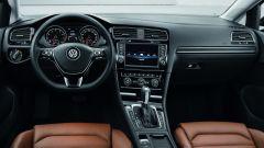 Volkswagen Golf VII, foto e dati ufficiali - Immagine: 15