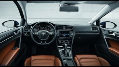 Volkswagen Golf VII, foto e dati ufficiali - Immagine: 16