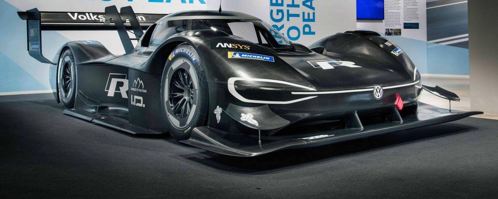 Volkswagen I.D.R Pikes Peak: più veloce di una Formula 1