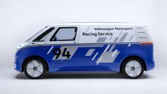 Volkswagen I.D. Buzz Cargo Concept: il van a zero emissioni - Immagine: 2