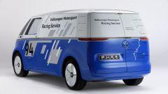 Volkswagen I.D. Buzz Cargo Concept: il van a zero emissioni - Immagine: 3