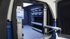 Volkswagen I.D. Buzz Cargo Concept: il van a zero emissioni - Immagine: 8