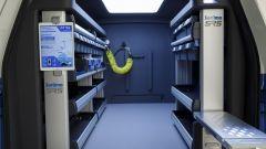 Volkswagen I.D. Buzz Cargo Concept: il van a zero emissioni - Immagine: 9