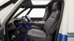 Volkswagen I.D. Buzz Cargo Concept: il van a zero emissioni - Immagine: 11