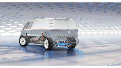 Volkswagen I.D. Buzz Cargo Concept: il van a zero emissioni - Immagine: 5