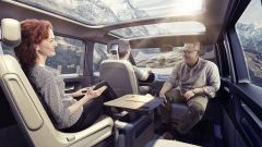 Volkswagen I.D. Buzz concept : la guida può essere manuale o completamente autonoma