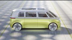 Volkswagen I.D. Buzz concept : vista laterale