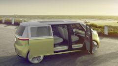 Volkswagen I.D. Buzz concept vuole essere un veicolo polivalente