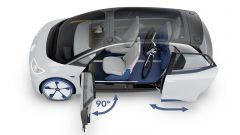 Volkswagen I.D. Concept, apertura porte