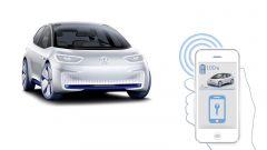 Volkswagen I.D. Concept, controllo da App