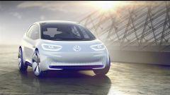 Volkswagen I.D. Concept, il frontale