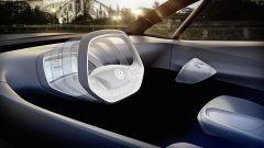 Volkswagen I.D. Concept, il volante a scomparsa