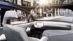 Volkswagen I.D. Concept, l'abitacolo