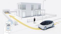 Volkswagen I.D. Concept, ricarica