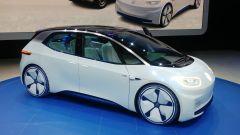 Volkswagen I.D. Concept, Salone di Parigi 2016