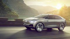 Volkswagen I.D. Crozz Concept: la SUV coupé alla spina - Immagine: 8