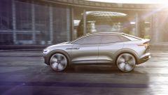 Volkswagen I.D. Crozz Concept: la SUV coupé alla spina - Immagine: 9
