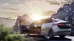 Volkswagen ID Crozz Concept: l'apertura delle porte