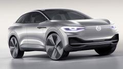 Volkswagen ID Crozz Concept: vista 3/4 anteriore