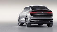 Volkswagen ID Crozz Concept: vista 3/4 posteriore