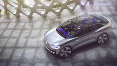 Volkswagen ID Crozz Concept: vista dall'alto