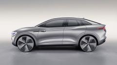 Volkswagen ID Crozz Concept: vista laterale