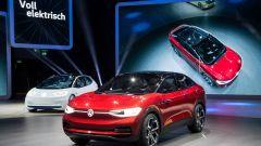 Volkswagen ID Crozz: il SUV elettrico si evolve - Immagine: 1
