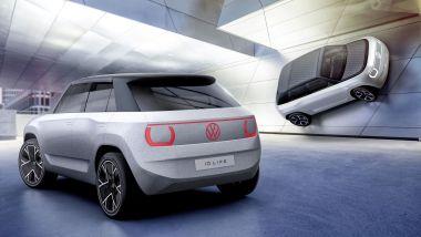 Volkswagen ID. Life, la nuova citycar elettrica a IAA Monaco 2021