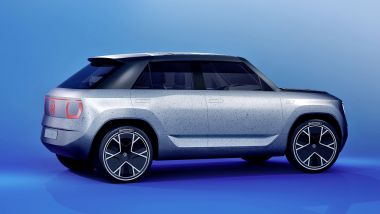 Volkswagen ID. Life, visuale laterale