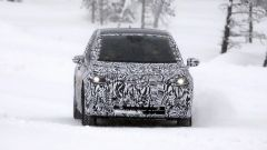 Volkswagen ID Neo 2020: foto spia, vista frontale