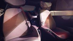 Volkswagen ID Roomzz: sedili