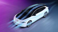 Volkswagen ID. Space Vizzion, a metà tra Suv e station wagon