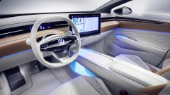Volkswagen ID. Space Vizzion, interni 100% digitali