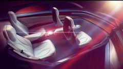 Volkswagen ID Vizzion, gli innovativi interni