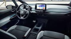 Volkswagen ID.3 2020: l'abitacolo e la plancia
