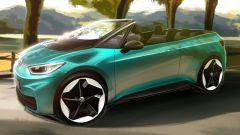 ID.3 Cabriolet sì o no? Volkswagen chiede l'aiuto del pubblico - Immagine: 2