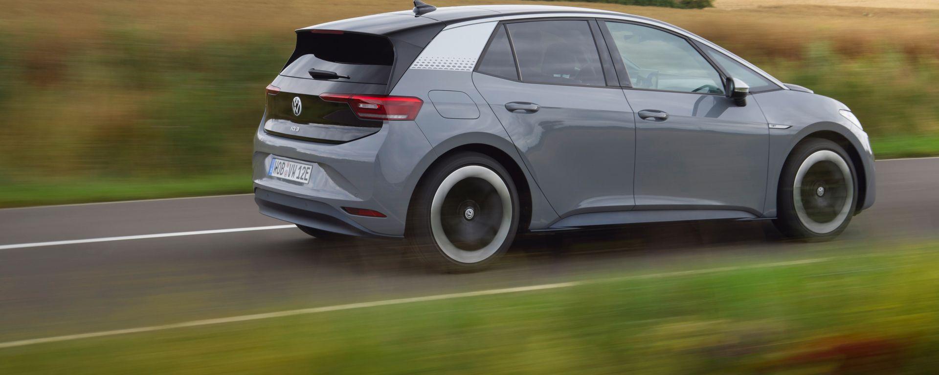 Volkswagen ID.3 City, nuova entry level per l'elettrica tedesca