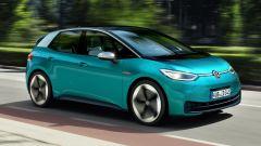 Volkswagen ID.3, consegne a partire dal 2021