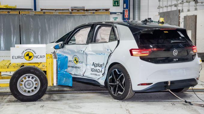 Volkswagen ID.3: ecco l'auto al termine di un test