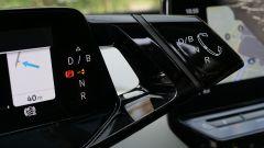 Volkswagen ID.3, il comando per innestare la marcia avanti o la retromarcia