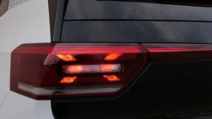 Volkswagen ID.3, il faro posteriore