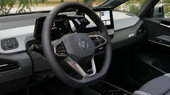 Volkswagen ID.3, il volante