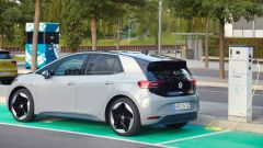 Volkswagen ID.3, l'EV in ricarica
