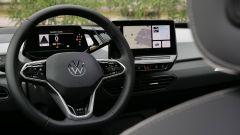 Volkswagen ID.3, panoramica della strumentazione